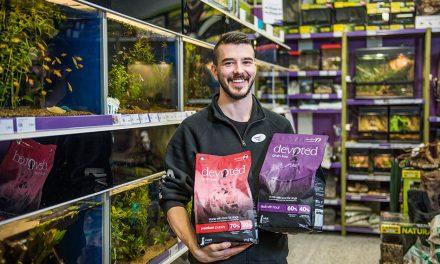 Eläin on elämys! Faunatar – vastuullinen eläinkauppa