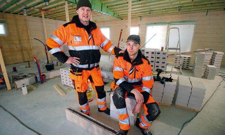 Rakentamista, remontointia ja asbestityötä