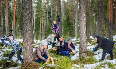 Pääkirjoitus: Nähdään metsä puilta »»»