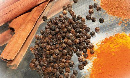 Uutta potkua mausteista