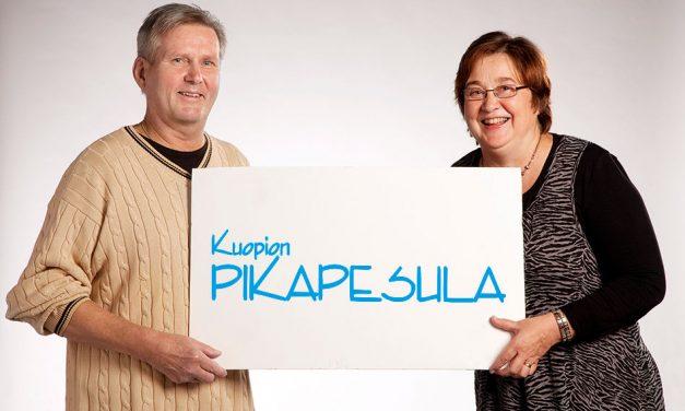 Kuopion Pikapesula palvelee myös Leväsellä