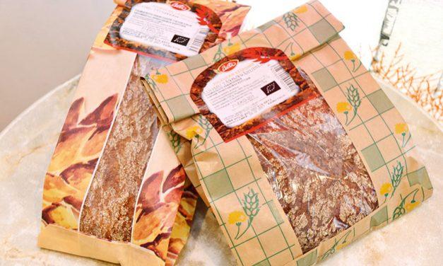 Aetoa ja käsintehtyä ruisleipää