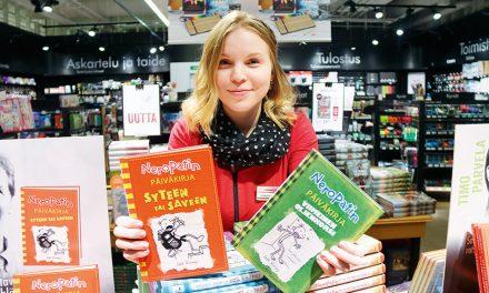 Suomalainen kirjakauppa  – myös yrittäjille