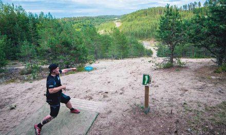 Siilinjärven kesä  – frisbeegolfia ja  festivaalitunnelmaa