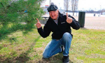 Juhannusaattona Kuopion satamassa tanssitaan