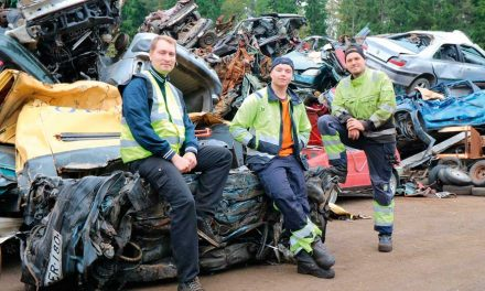 Metallit kierrätykseen