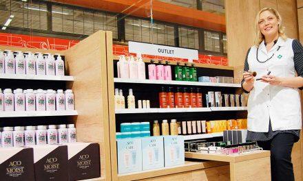 Laadukkaan kosmetiikan outlet
