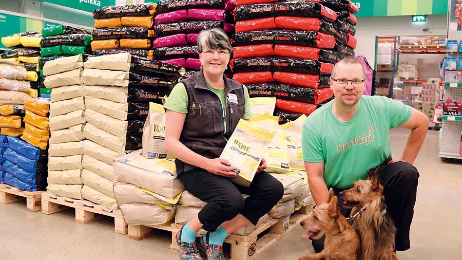 Hankkija – eläinystävän kauppa