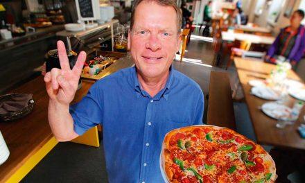 Väinö on enemmän kuin pizzeria