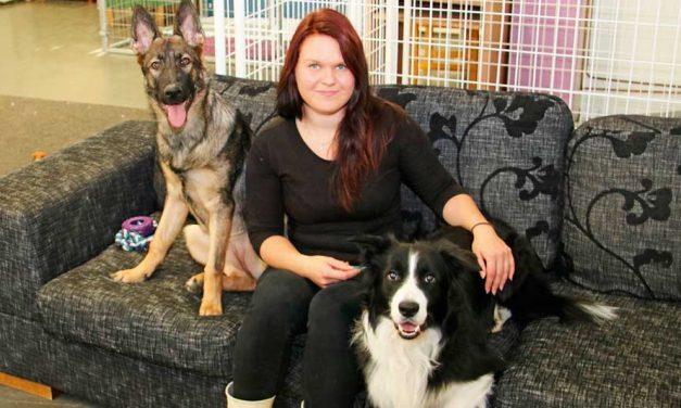Vastuullista eläinhoitoa