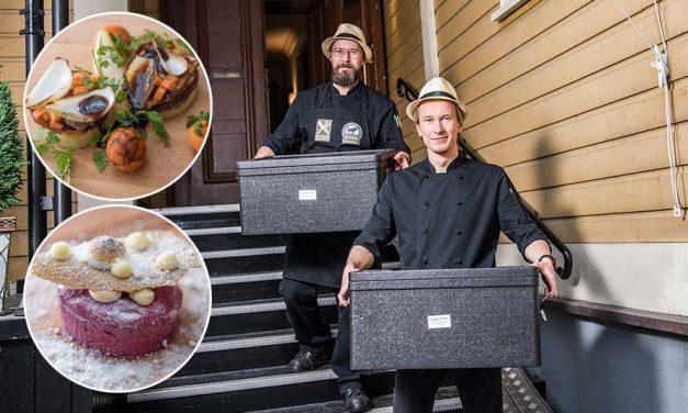 Kalsari-gourmet tuo luksusta kotiin