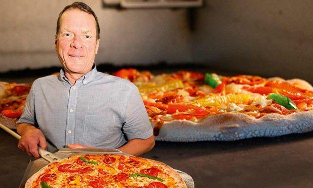 Hyvää ruokaseuraa Väinön pizzaperheestä