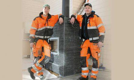 Uudisrakentamista, saneerausta ja asbestitöitä