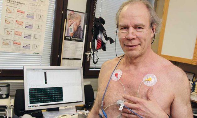 Verisuonitutkimuksen huippuosaaja