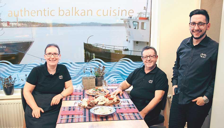 Boka – balkanilainen helmi satamassa