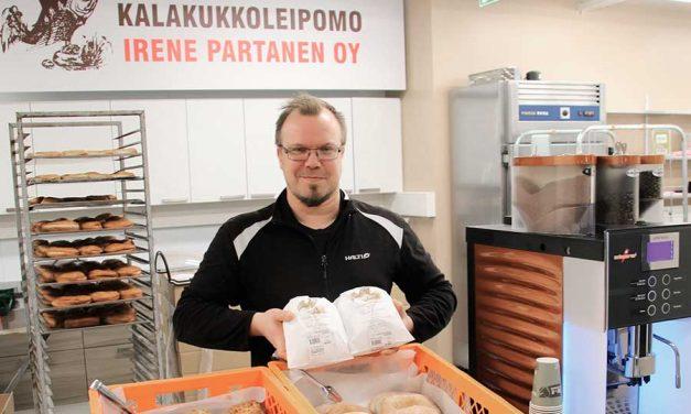 Uusi leipomo– tutut tuotteet
