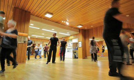 Tanssin hurmaa ja oppimisen iloa