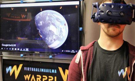 Astu virtuaalimaailmaan!