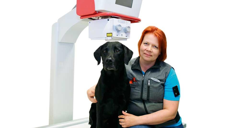 Röntgentutkimukset Punaturkissa