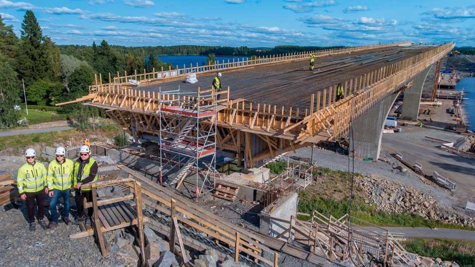 Rakennuslaboratorio varmistaa, että betoni kestää