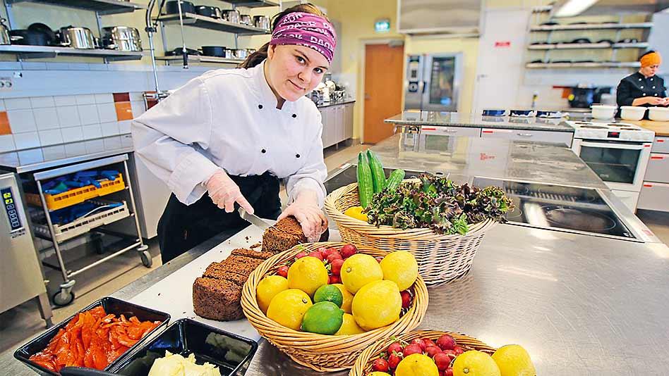 Käytännönläheistä ja uudistuvaa koulutusta Kuopiossa