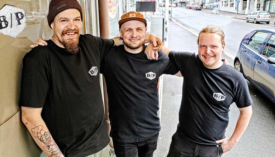 Gastro Bar B/P avataan Puijonkadulle