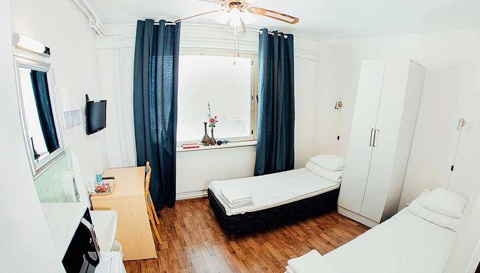 Kustannustehokasta majoitusta Kuopiossa