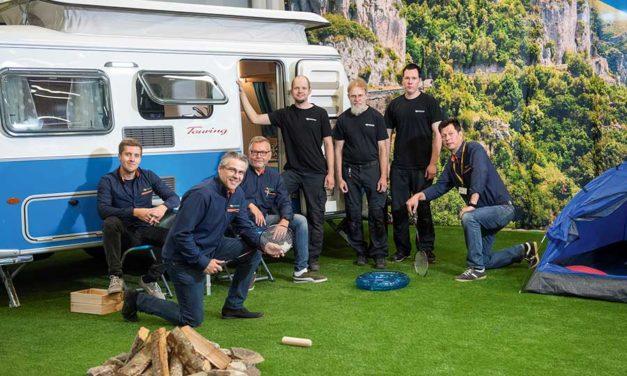 Best-Caravan uudistui