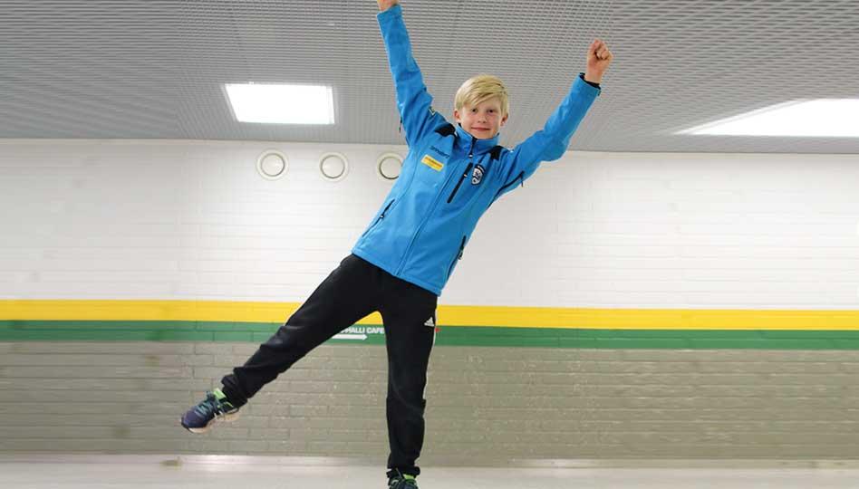 Emil ei vauhtia pelkää!