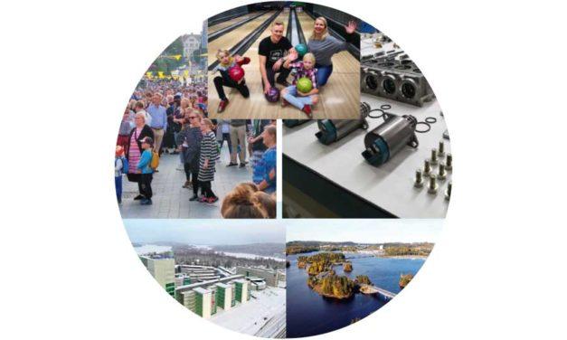 Pohjois-Savossa on työtä ja  elämisen laatua