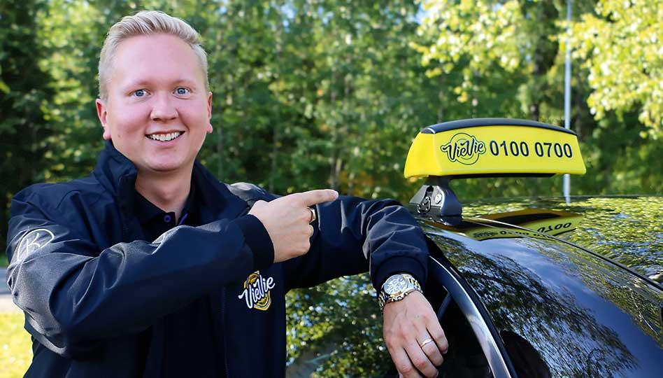 Vievie Taksi Kuopio