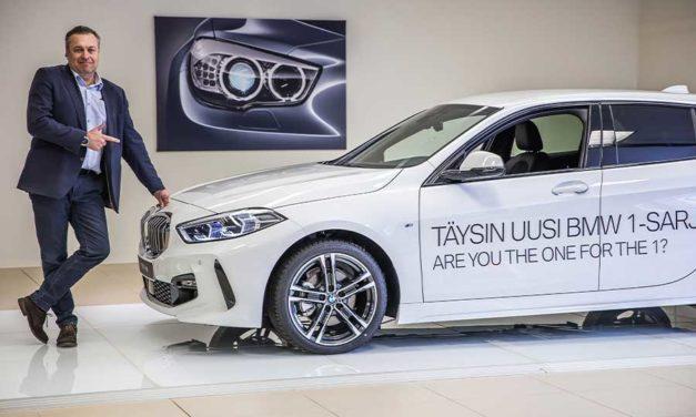 BMW on autotekniikan edelläkävijä