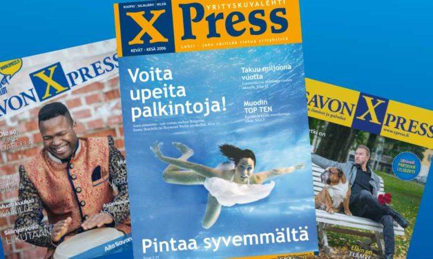 Kansa on puhunut – parhaat XPress-kannet