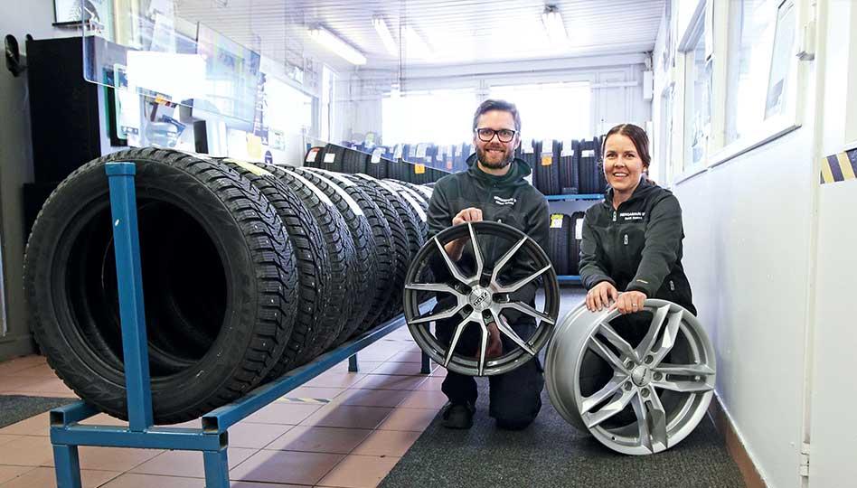 Milloin tarkastit autosi renkaat?