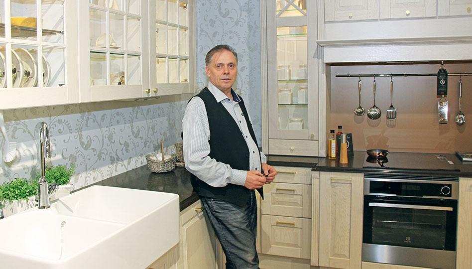 Kodin sydän löytyy keittiömaailmasta