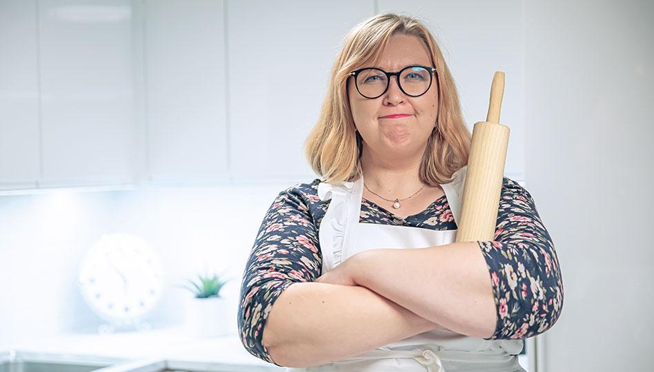 Kätevät emännät keittiössä