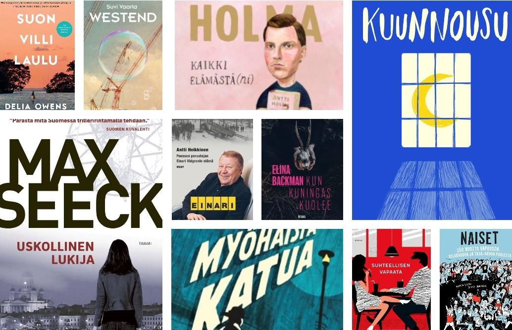 Amman lukupiiri: Nämä kymmenen kirjaa sinunkin olisi syytä lukea