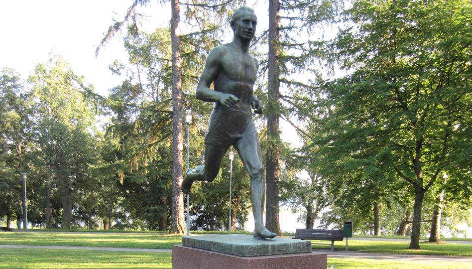 Lähde patsaskierrokselle Kuopioon